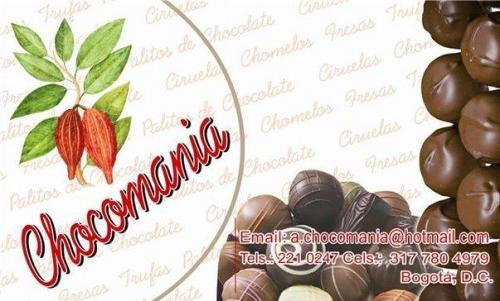 Fotos de Chocomania: trufas, chocolates y otras delicias 1