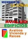 Avalúadores EDIFICIOS CONJUNTOS Zonas Comunales BOGOTA