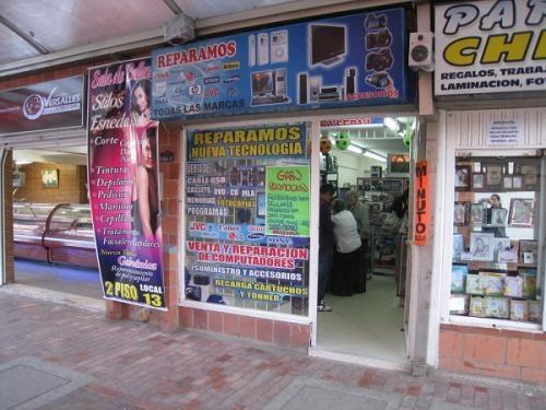 Vendo local comercial barato motivo viaje