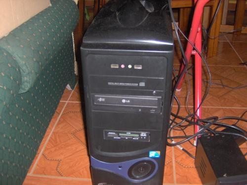 Vendo computador, impresora y fotocopiadora
