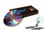 cambio de formato a CD y cdDVD