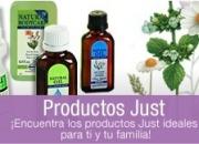 VENTA DE PRODUCTOS JUST EN CALI ( 100% NATURALES Y TERAPEUTICOS)