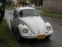 Escarabajo 1966 Blanco en buenas condiciones