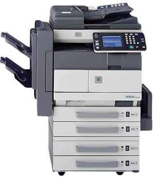 Servicio tecnico fotocopiadoras