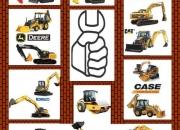 Mantenimiento y reparación de sistemas hidráulicos y oleohidráulicos para maquinaria pesada
