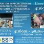 REPARACIÓN DE PORTÁTILES, EQUIPOS DE ESCRITORIO E IMPRESORAS A DOMICILIO