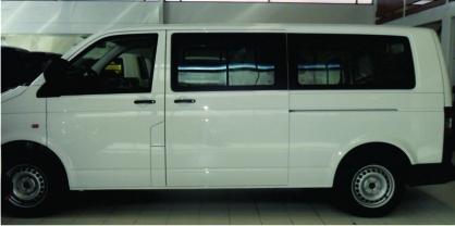Ofrezco servicio transporte turístico y empresarial