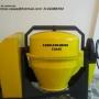 mezcladora para concreto motor diésel, eléctrico o gasolina