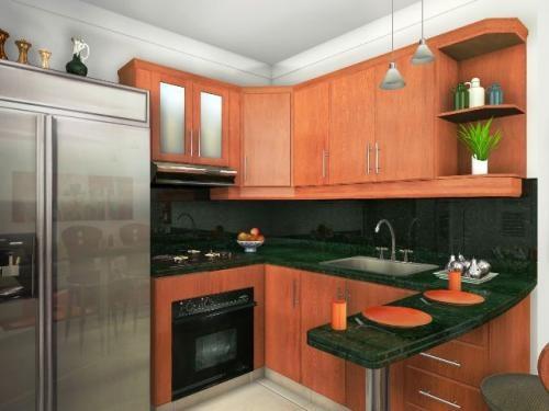 Fabricacion de muebles para cocinas