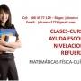 Clases de álgebra, cálculo, física en Bogotá