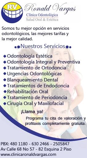 Los mejores tratamientos odontológicos clínica rv