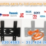 soportes de pedestal para led lcd Bogota. Soportes a piso giratorios, soportes de pedestal con rodachinas. Domicilio Gratis 2304583