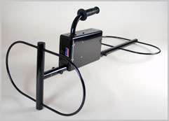 Detector de metales y georadares