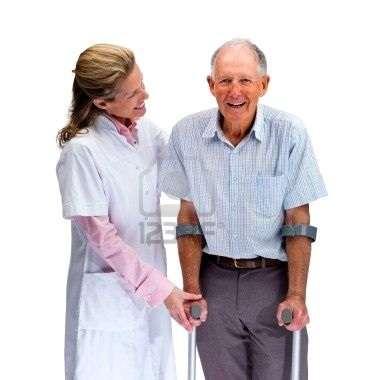 Se cuidan abuelitos