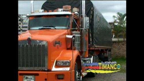 Servicio de carga en camiones tipo estaca ? colombia