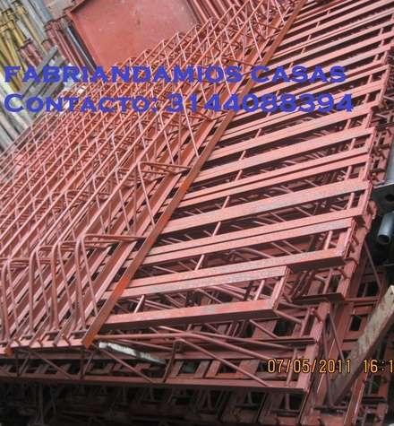 Fotos de Fabrica de cercha metalica y andamio tubular 4