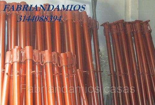 Fotos de Fabrica de cercha metalica y andamio tubular 3