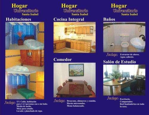 Residencias universitarias en santa isabel bogota colombia
