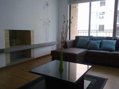 Alquiler apartamento amoblado bogota nuevo! colina
