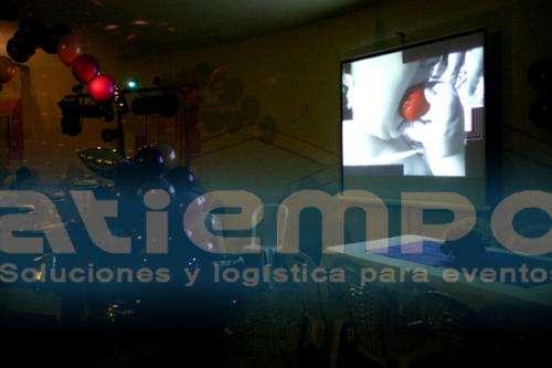 Alquiler de karaoke en bogota - alquiler de video beam