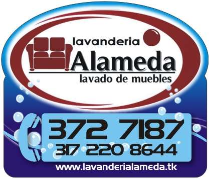 Lavado de muebles con lavanderia alameda