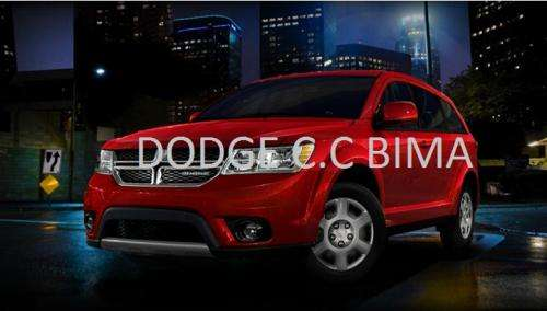 Dodge journey colombia