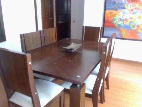 Fotos de Alquiler apartamento amoblado bogota chico 3 habitaciones 2