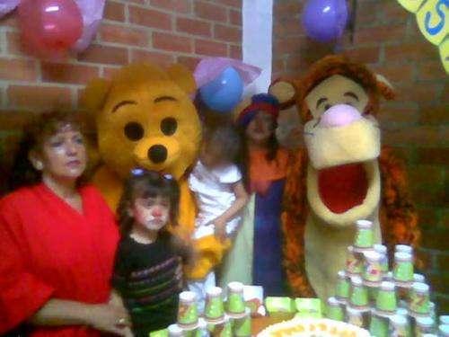 Fiestas infantiles recreacion y eventos gwako