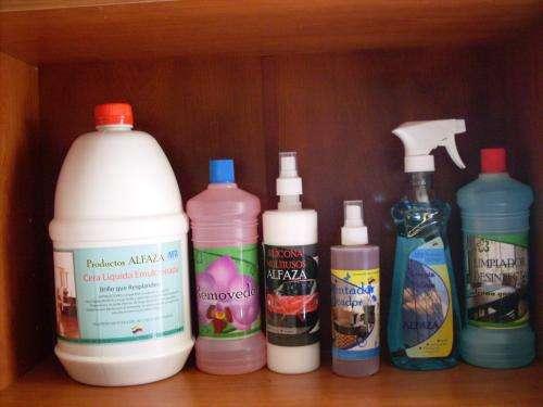Venta de productos de aseo