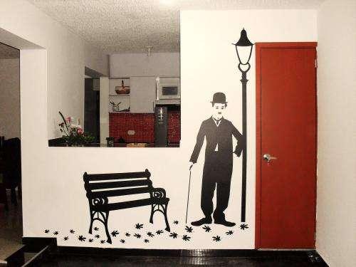 Decoracion en paredes. bogotá.
