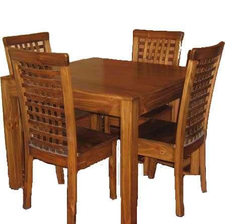 Muebles rusticos para comedor - restaurante - comidas rapidas en ...