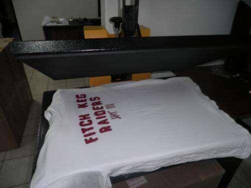 Venta de maquinas de sublimacion textil industriales de medio pliego en bogota