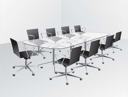 Fabricación de toda clase de recepciones y muebles de oficinas