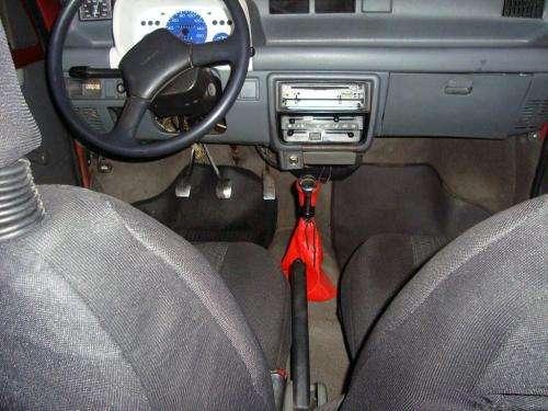 Fotos de Vendo daewoo tico modelo 1997 en excelente estado de motor, chasis, cojineria y  4