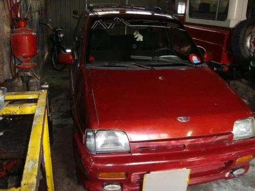 Fotos de Vendo daewoo tico modelo 1997 en excelente estado de motor, chasis, cojineria y  2