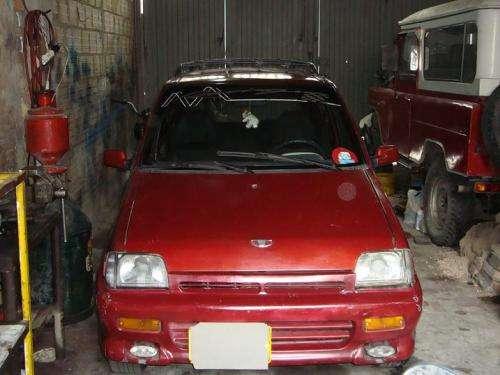 Vendo daewoo tico modelo 1997 en excelente estado de motor, chasis, cojineria y muy buen estado en general. este vehiculo es uno de los automoviles mas economicos de combustible se hace 62 km aproxima