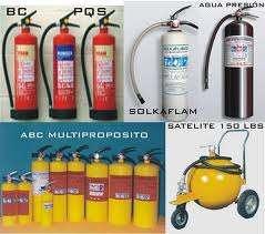 Extintores y fumigaciones proextincol seguridad industrial