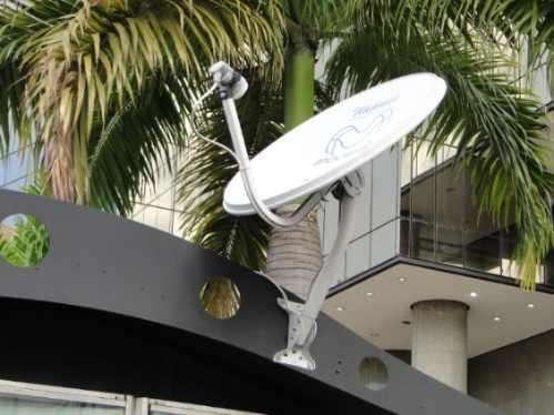 Instalacion de antenas satelitales parabolicas, calibración