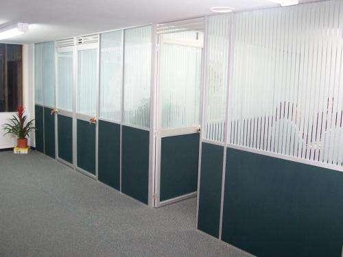 Divisiones para oficinas y consultorios . recepciones ,re ubicaciones , archivadores