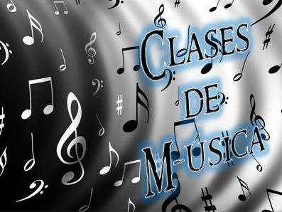 Se dictan clases particulares y personalizadas de musica: