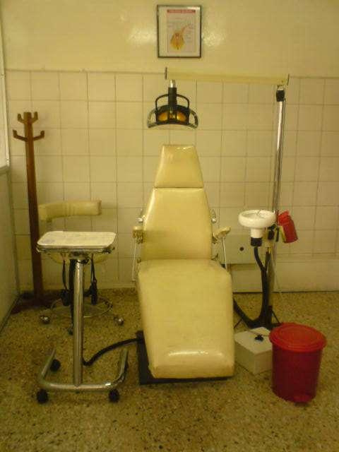Venpermuto consultorio odontologico con todo.