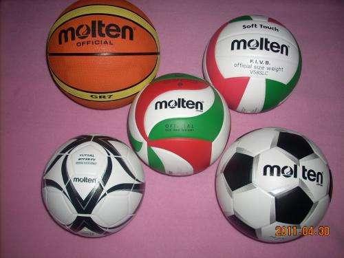 Venta de balones e implementacion deportiva