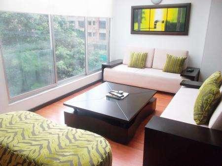 Apartamento amoblado bogota calle 116 3 habitaciones