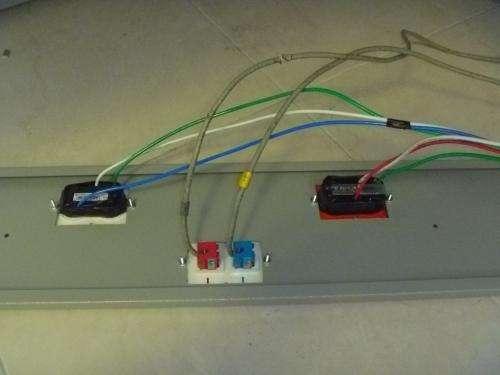Instalaciones lógicas y eléctricas para compu
