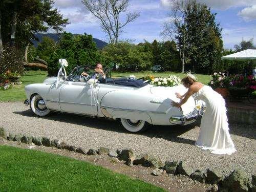Alquiler automovil carro clasico convertible