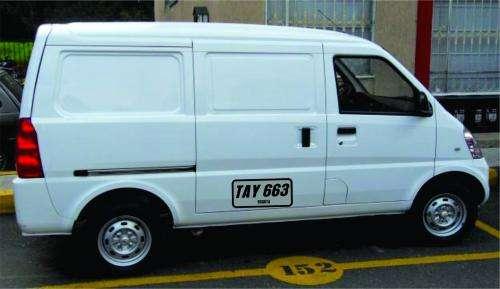 Ofrezco camioneta van n300 para transporte de carga - acarreos