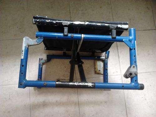 Marco silla de ruedas quickie rx para repuestos