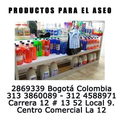 Distribuidora de productos de aseo , venta productos para el aseo .