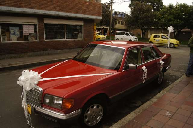 Mercedes benz 280sel 1984 inmejorable
