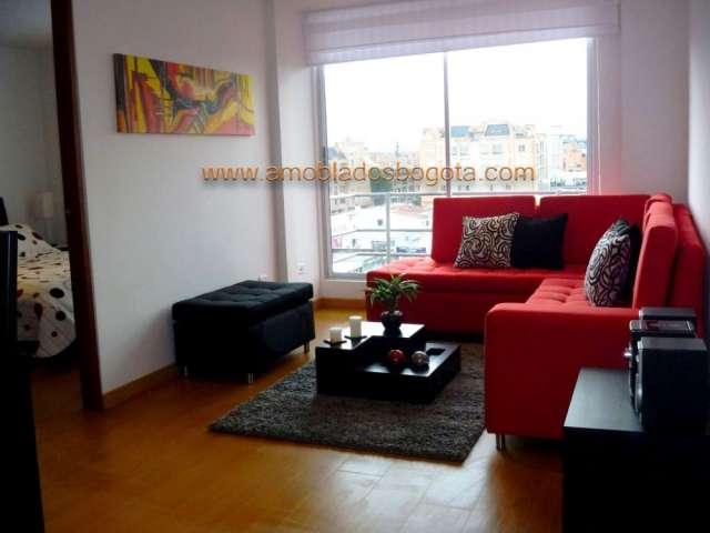 Alquilo apartamentos amoblados bogotá- colombia